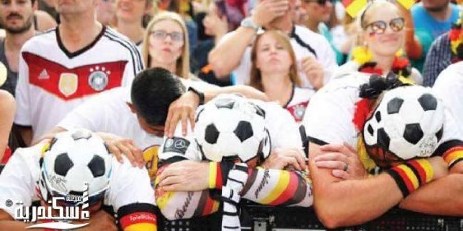 لعنة كأس العالم تصيب ألمانيا.....التاريخ يعيد نفسه....حامل اللقب يودع المونديال من الدور الأول