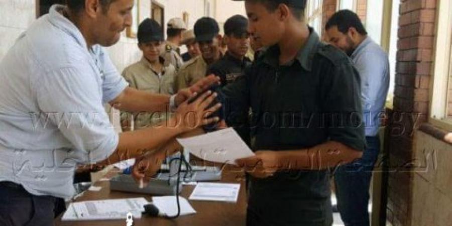 مديرية أمن الإسكندرية تنظم حملة للتبرع بالدم بمشاركة ضباط وأفراد ومجندى المديرية