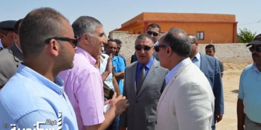 مدير أمن الإسكندرية يتابع قرارات الإزالة بغرب الإسكندرية