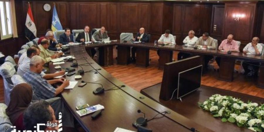 محافظ الإسكندرية :عقوبات صارمة للذبح في الشارع وغلق المحلات المخالفة فورا