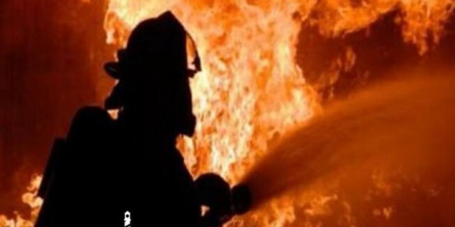 السيطرة على حريق تسبب في إنقطاع التيار الكهربائي عن وسط الإسكندرية لمدة ١٥ دقيقة
