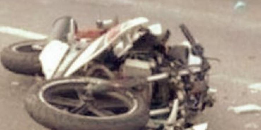 مصرع طالب في حادث علي طريق المحمودية بالإسكندرية