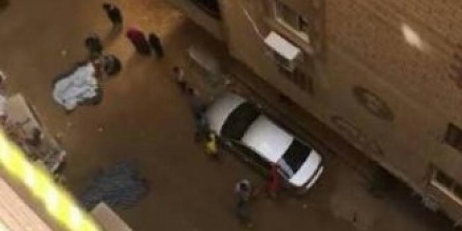 إنتحار زوج من أعلي عقار بمنطقة عبد القادر في الإسكندرية لإنفصاله عن زوجته