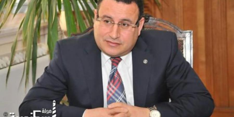 ننشر السيرة الذاتية لمحافظ الإسكندرية الجديد الدكتور عبد العزيز قنصوه