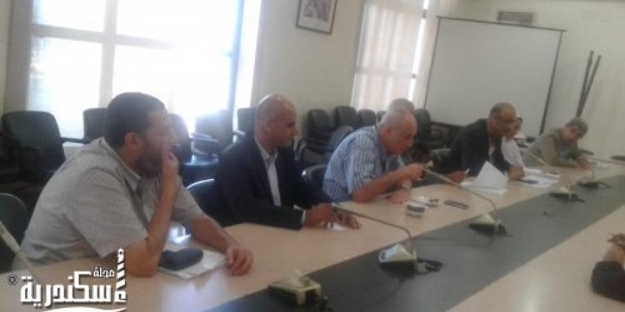 علاء الدين محمد كمال رئيسا لشعبة التبريد والتكييف بالغرفة التجارية الإسكندرية