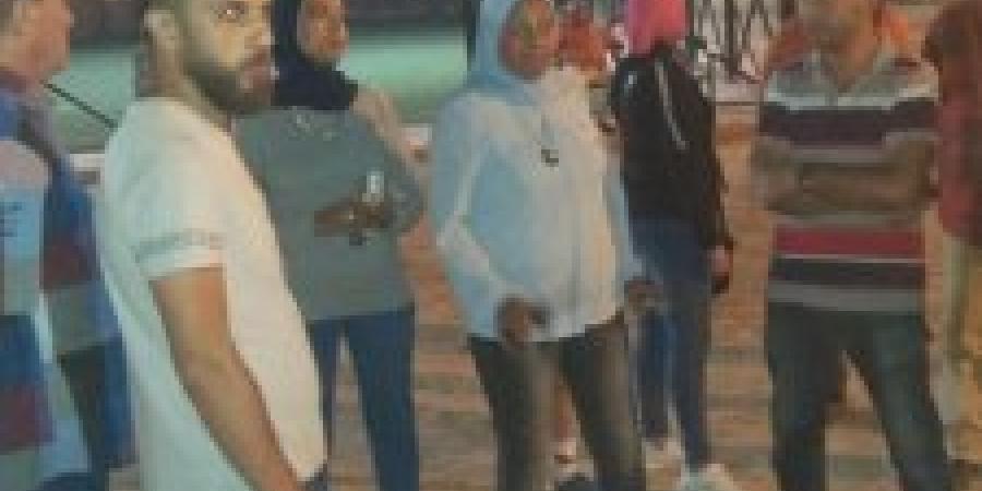سقوط سقف الصالة المغطاة المخصصة لممارسة رياضة المصارعة  بساحة النصر  في امبروزو بالإسكندرية