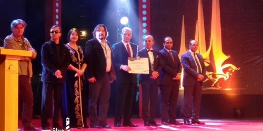 بالصور..تفاصيل الحفل الختامي لمهرجان الإسكندرية السينمائي وتوزيع الجوائز