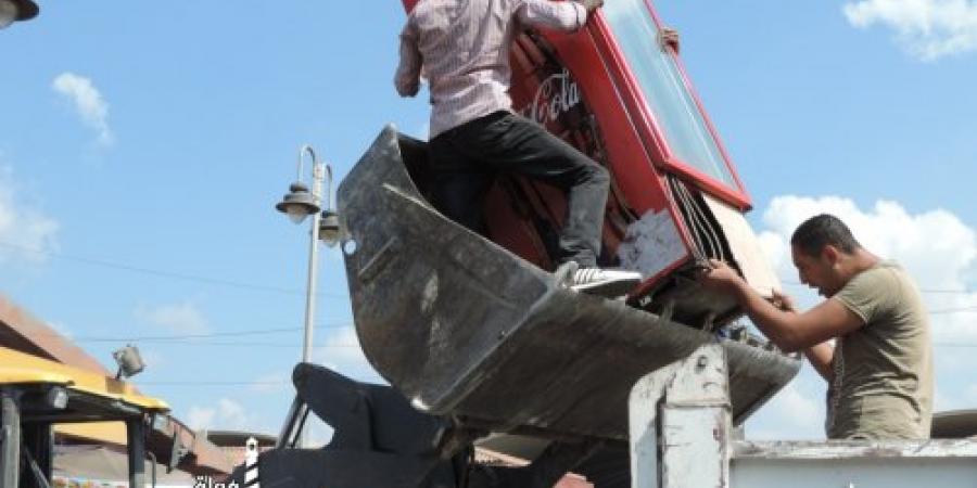 حملة أمنية مكثفة بمنطقة الموقف الجديد في الإسكندرية
