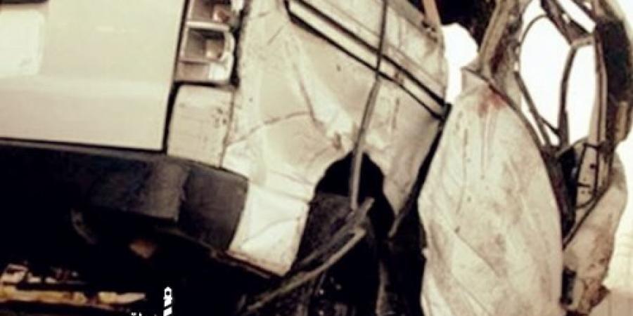 وقوع حادث تصادم و مصابين في طريق الكافورى تجاه برج العرب بالإسكندرية