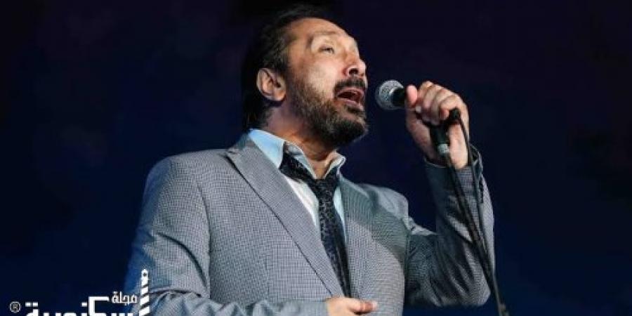 12 نوفمبر .. علي الحجار يلتقي بجمهوره في مهرجان الموسيقى العربية