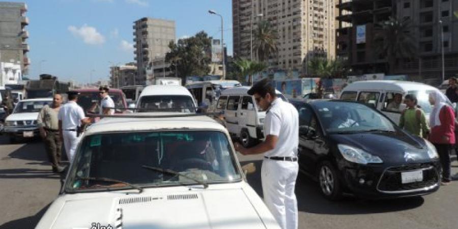 """حملة أمنية مكبرة بمناطق """" الفلكي - ميدان توريل - شارع مصطفى كامل"""" بالإسكندرية"""