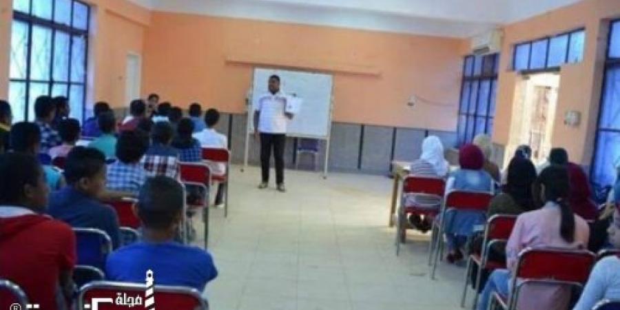 ضبط عدد 7 مراكز تعليمية بدون ترخيص في برج العرب