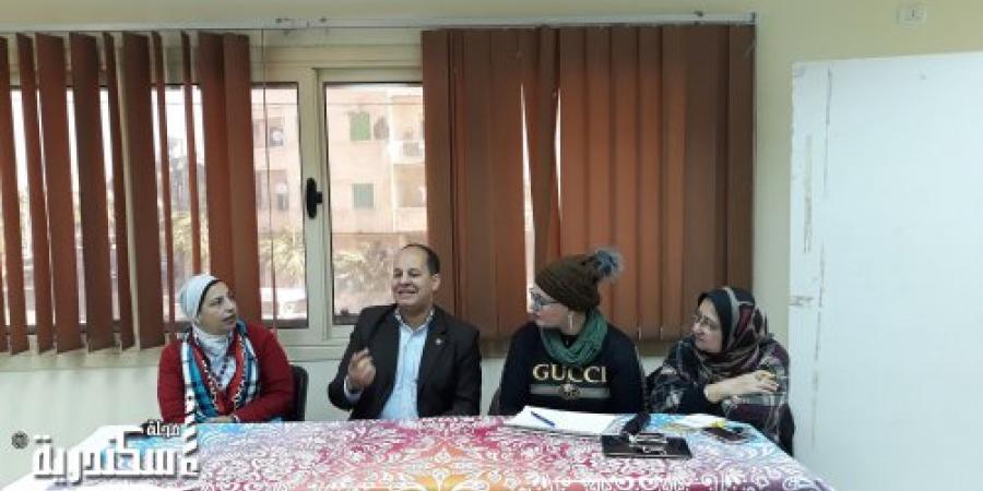 مدرسة الصحافة بقصر الأنفوشى تناقش التغطية الصحفية لأخبارالعنف المدرسى