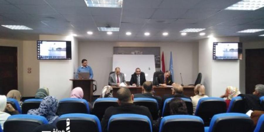 نائب المحافظ: يشهد بدأ برنامج إعداد قيادات الصف الأول بمحافظة الإسكندرية