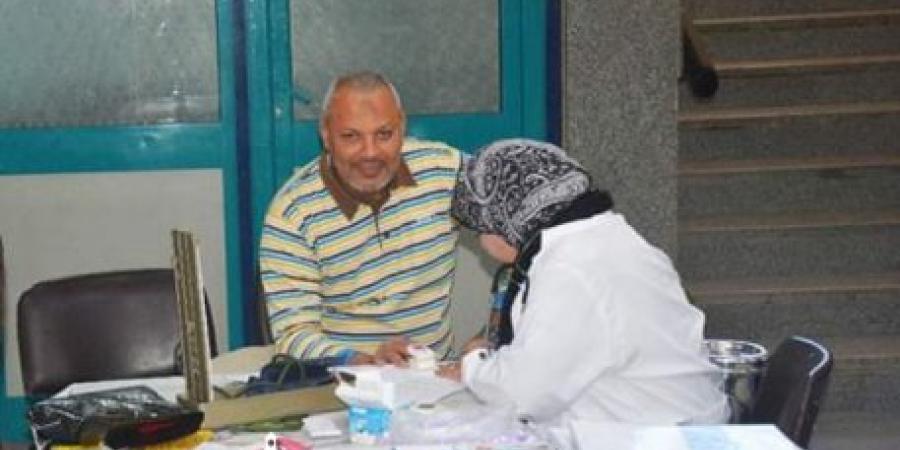 """""""يوم صحى"""" للمهندسين داخل """"نقابتهم"""" فى الإسكندرية"""