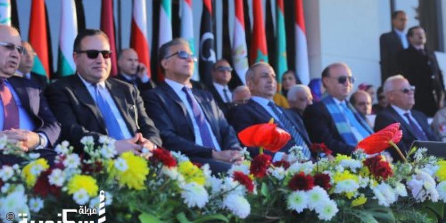 وزير النقل يشهد فعاليات حفل تخرج الدفعة ال٩٠ للطلبة كلية النقل البحري بالأكاديمية العربية للعلوم والتكنولوجيا والنقل البحري