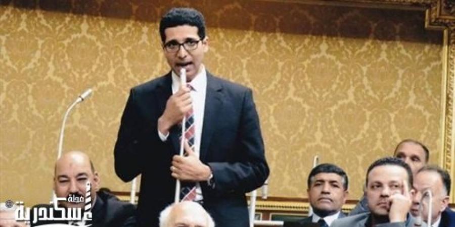 دعوى قضائية امام محكمة القضاء الإداري بالإسكندرية لإسقاط عضوية هيثم الحريري من مجلس النواب