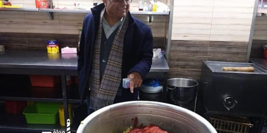 ضبط مطعم شهير يستخدم طن لحوم غير صالحة للاستخدام الادمي