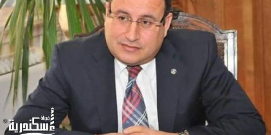 محافظ الإسكندرية نعمل علي إصلاح فواصل كوبري أبيس