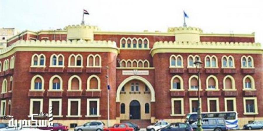 رئيس جامعة الإسكندرية يستقبل وفد الهيئة القومية لضمان جودة التعليم