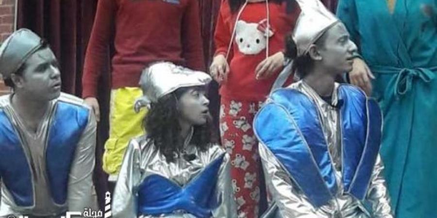انطلاق حملة «عودة مسرح المدارس» في الإسكندرية
