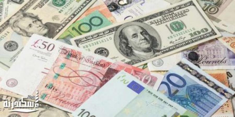 أسعار العملات اليوم الجمعة 8-3-2019 في مصر