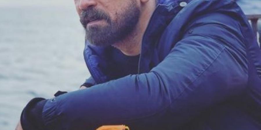 """أمير كرارة وفريق عمل """"كلبش3"""" يحتفلون بانتهاء تصويرمشاهده بالإسكندرية"""
