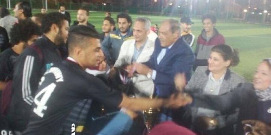 العمراوي يفوز بالنسخة السادسة بدوري مراكز الشباب بالإسكندرية