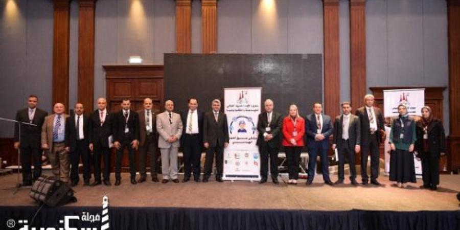 «ملتقى سوق العمل الثاني» لخريجي معهد الإسكندرية للهندسة والتكنولوجيا بحضور وزير الري الاسبق ونائب رئيس الغرفة التجارية