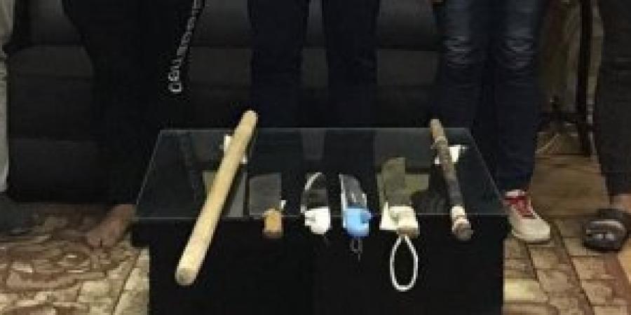 القبض على 5 مسجلين اقتحموا محل بقالة شرق الإسكندرية