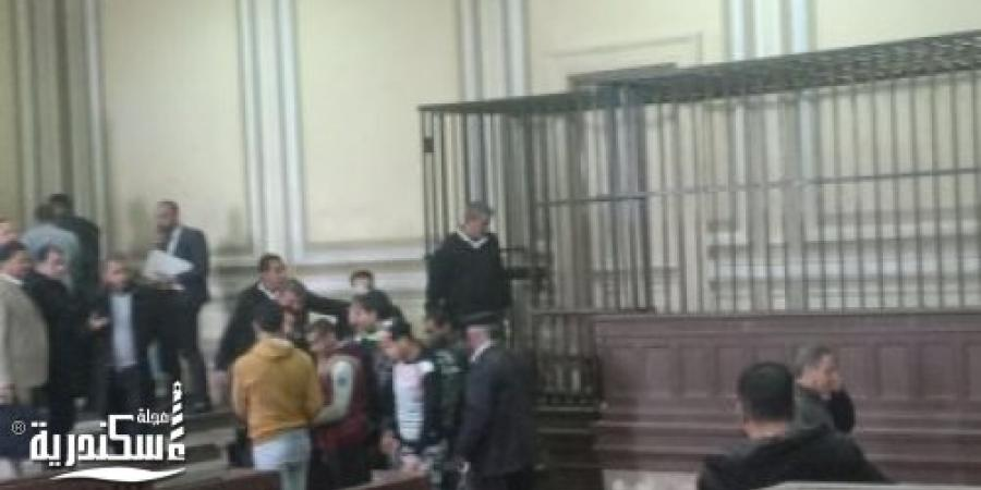 جنايات الإسكندرية تقضى بإعدام عاطل لاتهامه بقتل شخصين فى الإسكندرية
