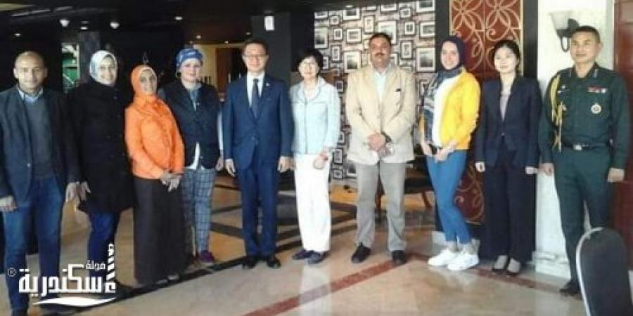 السفير الكوري : حجم الاستثمارات الكورية فى مصر تجاوز 600 مليون دولارات