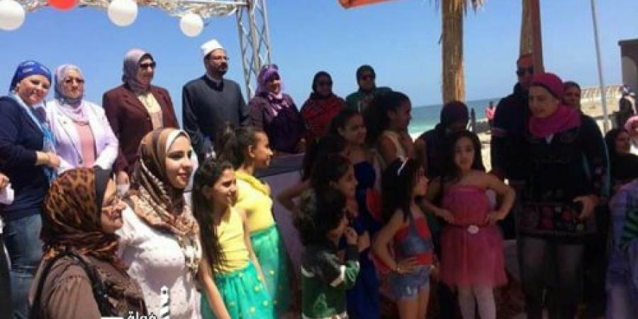جمرك الاسكندرية و ثقافة الانفوشى ينظمان حفلا لليتيم بمشاركة 300 طفل