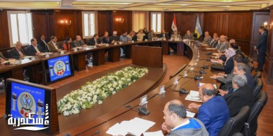 محافظ الإسكندرية: المحافظة تضم 18 لجنة لإجراء الاستفتاء على الدستور