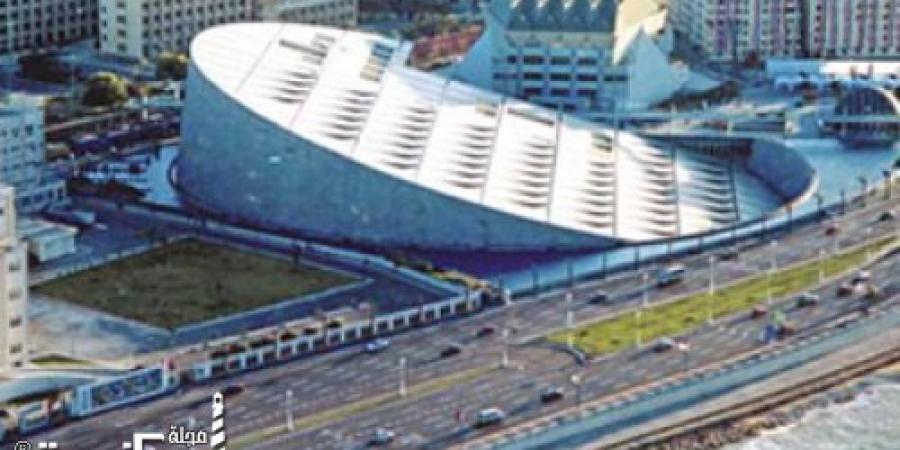 نصف مليون زائر لمعرض الإسكندرية للكتاب