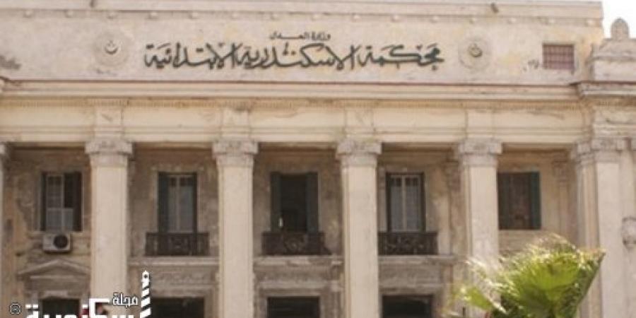 الإعدام شنقاً لحداد وعشيقته بعد ان قتلا نجلتها غرب الإسكندرية