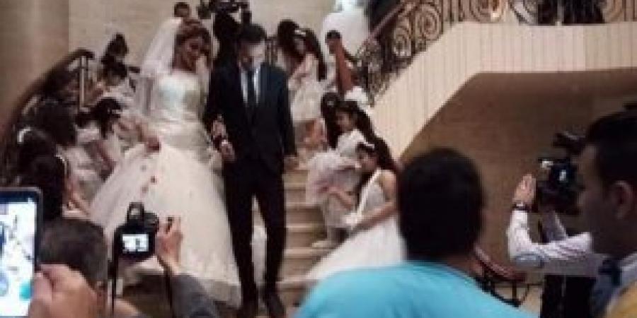 روتاراكت سان ستيفانو ينظم حفل زفاف جماعي