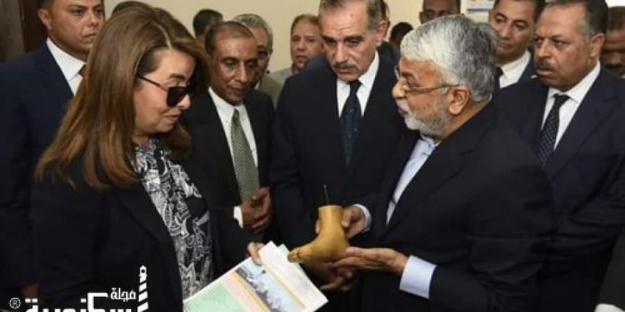 تعاون مصري هندي في الصعيد لتطوير ورشة لإنتاج الأطراف الصناعية