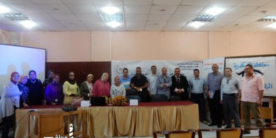 الرصد البيئي يعقد ندوة توعية بيئية للمواطن السكندري بمركز النيل للإعلام بالأنفوشي