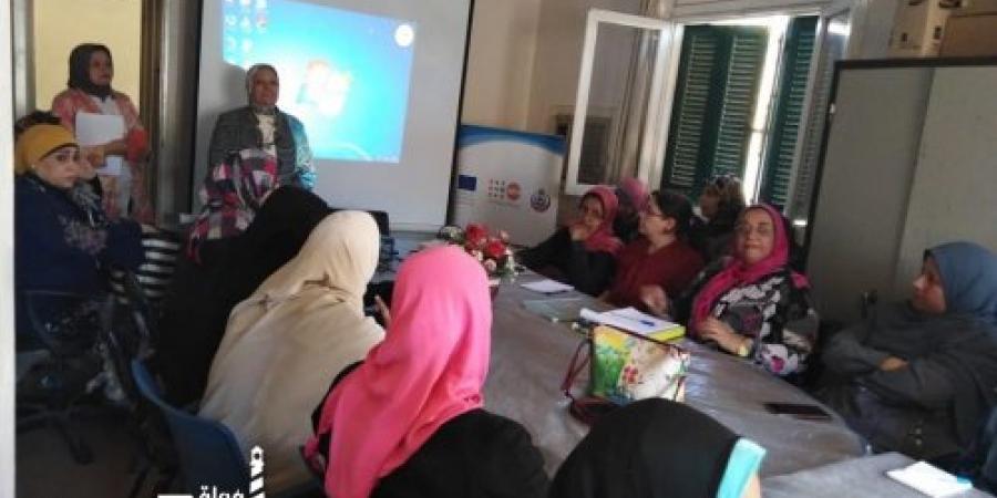 دورة تدريبية للمثقفات السكانيات بصحة الإسكندرية