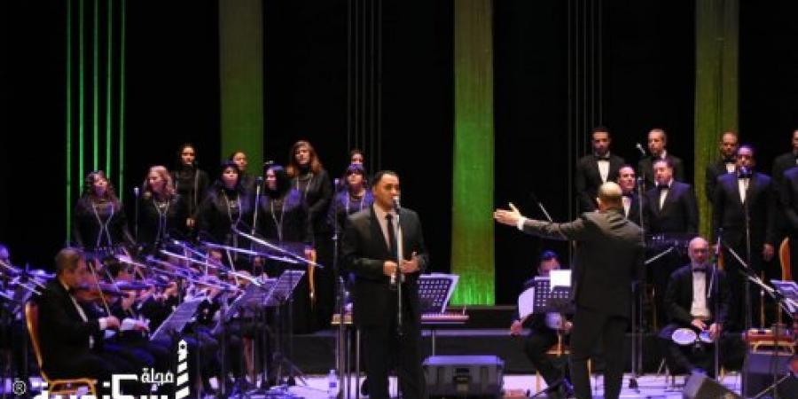 أغاني رمضان ومنوعات غنائية فى أوبرا الإسكندرية