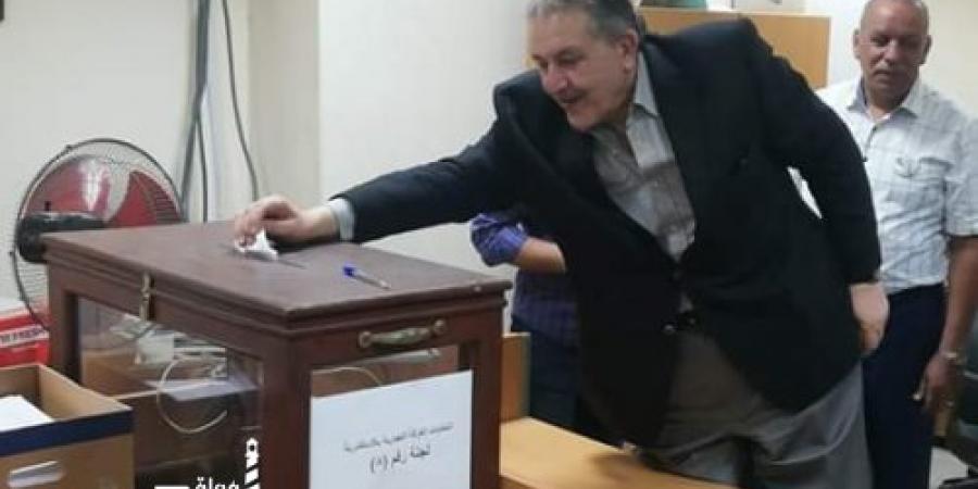 نتيجة انتخابات الغرفة التجارية بالاسكندرية
