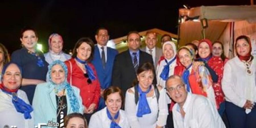 رئيس لجنة تمكين المرأة تنظم مهرجان فى حب الإسكندرية