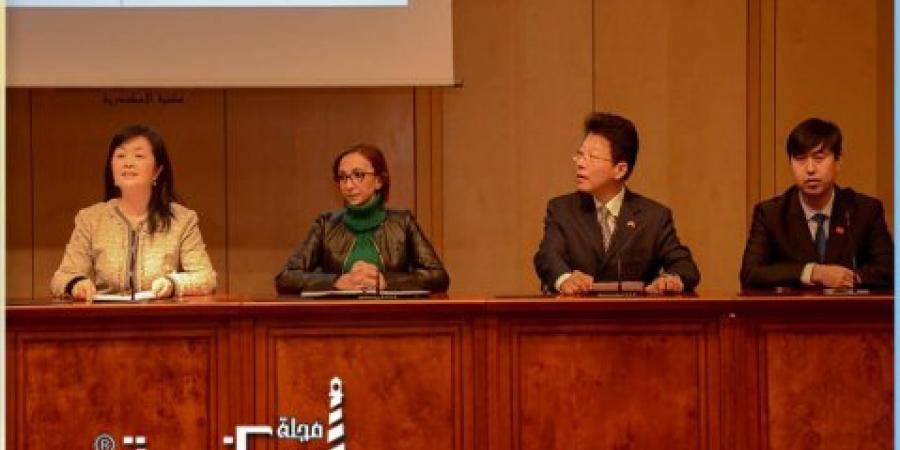 القنصلية الصينية تنظم مهرجان الربيع الصينى فى مكتبة الإسكندرية
