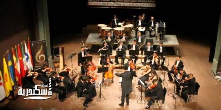 اعمال موسيقية كلاسيكية ومؤلفات صينية فى اوبرا الاسكندرية