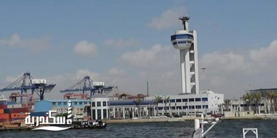 لأول مرة في تاريخ ميناء الإسكندرية مسابقة بين الوحدات البحرية