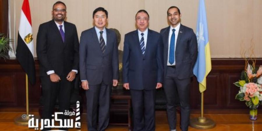 سفير سنغافورة : السياحة المصرية عادت فى ٢٠٢٠ إليّ ماكانت عليه فى ٢٠١٠ ونسعي للتعاون بمجالات تقنيات تحلية مياة البحر ومعالجة المخلفات