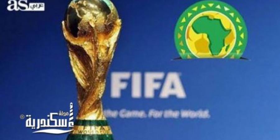 مصر في مجموعة متوسطة في التصفيات المؤهلة لكأس العالم ٢٠٢٢