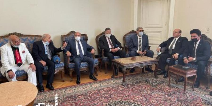 وزير العدل يفتتح مبنى خدمات نادي قضاة الاسكندرية