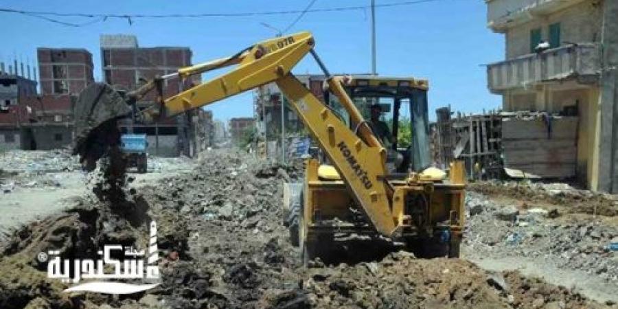 تطوير العشوائيات بمحافظة الإسكندرية بتكلفة 811 مليون جنيه